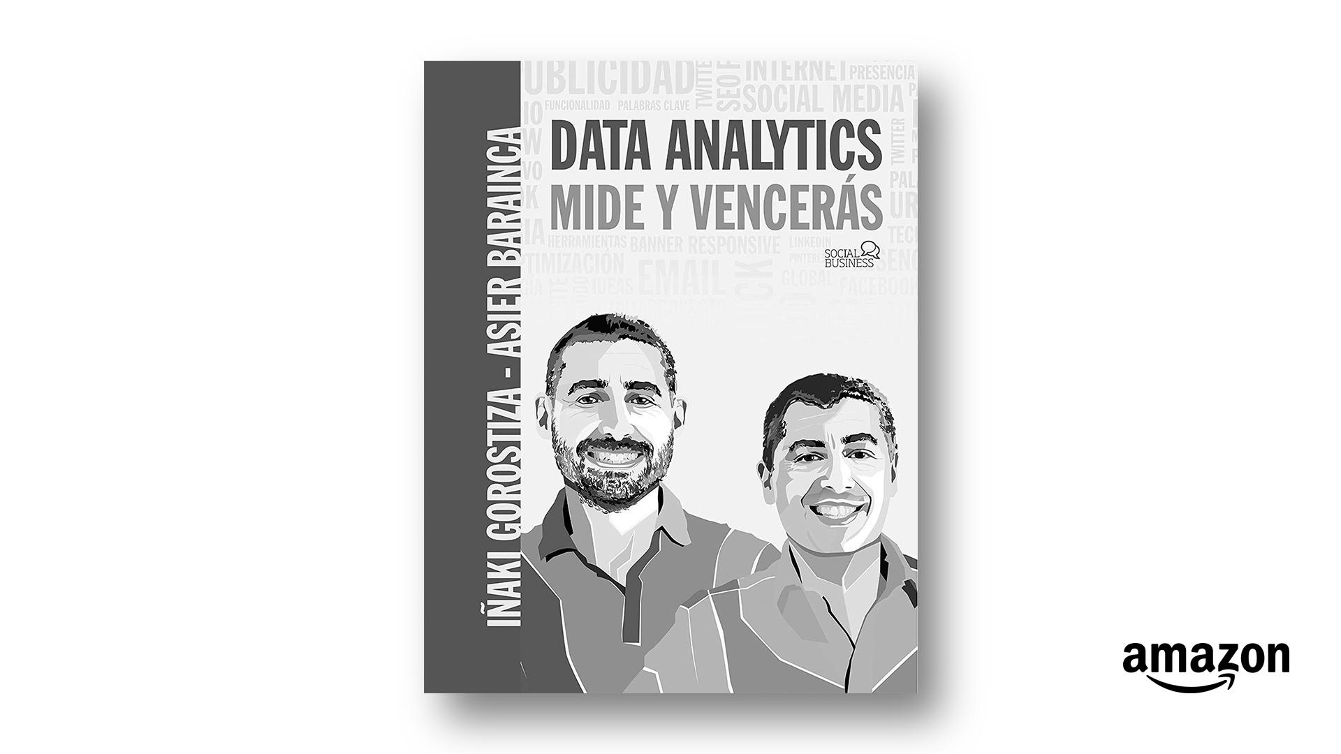 libro data analytics blanco